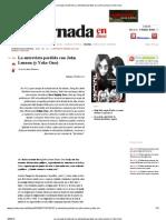 La Jornada en Internet_ La Entrevista Perdida Con John Lennon (y Yoko Ono)