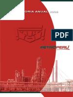 Memoria Petroperu 2005