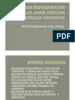 Askep Atresia Esofagus [Compatibility Mode]