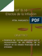 Nif b 10 Efectos de La Inflacion Muyyy Buena
