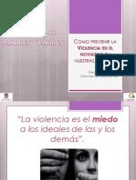 Como Prevenir La Violencia en El Noviazgo en Hijasos