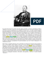 El verdadero Benito Juárez