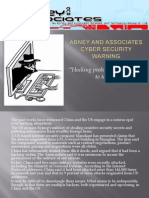 Abney and Associates Cyber Security Warning