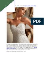 Demoiselle d strapless Mousseline Gris robe de mariée 2013