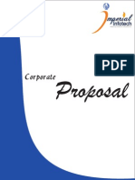 Corporate Proposal