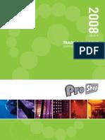 Show Technology Australia Catalogue 2008-2009