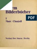 Walden_Der Sturm - Marc Chagall (1914)