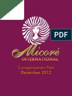 micore comp plan
