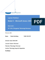 modul microsoft access-2007