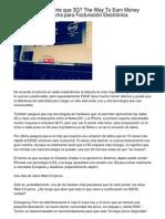 ¿EDGE más eficiente que 3G  The Way To Earn Money From Home By working with Programa para Facturación Electrónica.20130320.032607