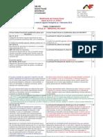 Modificari Impozit Venit - Tabel Comparativ