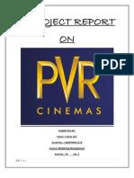 PVR Marketing