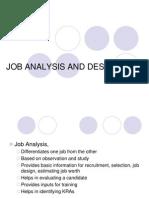Job Analysis 1