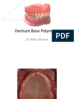 Denture Base Polymers
