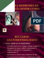 GRANDES SINDROMES EN PATOLOGÍA RESPIRATORIA2
