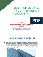 Jasa Video Profile, Jasa Pembuatan Video Profile Perusahaan [Compatibility Mode]
