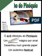 O Sonho Do Pinoquio