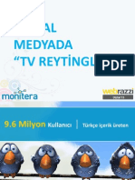 Sosyal Medya TV reytingleri