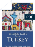 Telling Tales From Turkey by Tina Caba, Ros Elliott-Ӧzlek and Celia Gaşgi