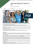 """2012-01-13 La discusión (Chillan)-Compañías internacionales destacan la """"mística"""" en torno al Entepach."""
