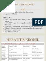 Hepatitis Kronis KBK