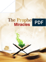 The Prophet's ( PBUH ) Miracles
