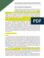 Mouzellis Aprox Burocracia CapI.doc