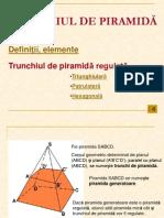 1trunchi de Piramida