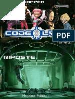 Projet Hopper - Code Lyoko Tome 2