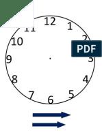Jam Kelas Darjah 3