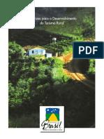 Diretrizes Desenvolvimento Turismo Rural MIN TURISMO
