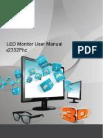 User's Manual e2352Phz
