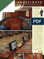WG Newsletter 2008 Issue #21