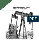 Equipamiento para producción petróleo