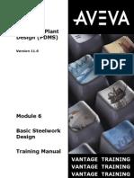 AVEVA - Basic Steelwork Design