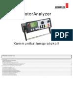 Data MotorAnalyzer D