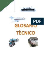 GLOSARIO TÈCNICO