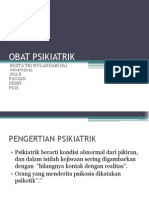 8. OBAT PSIKIATRIK