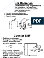 Armature Dc Machine