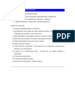 1.7 Procesos de Internacionalización