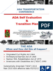 S41 ADA Self-EvaluationTransition Plan LTC2013