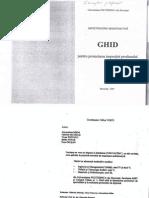ICIS Ghid Proiect IMST AN III