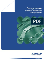 Renold Conveyor Chain