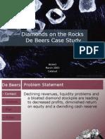 Analysis of Debeers