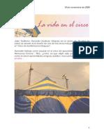 La Vida en El Circo - Entrevista de Semblanza