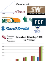 SF 927 Suburban Transit Handout
