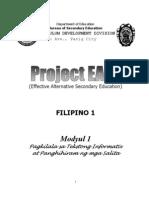 Bayan ko reaction paper - Coursework Example