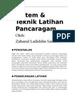 Sistem & Teknik Latihan