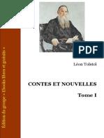 Contes et Nouvelles.