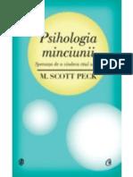 Scott Peck - Psihologia Minciunii
